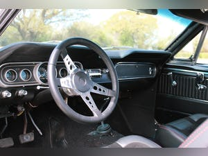 1966 Ford Mustang Fastback GT350 Recreation 289ci V8 Manual For Sale (picture 10 of 11)