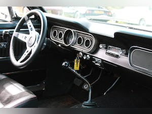 1966 Ford Mustang Fastback GT350 Recreation 289ci V8 Manual For Sale (picture 11 of 11)