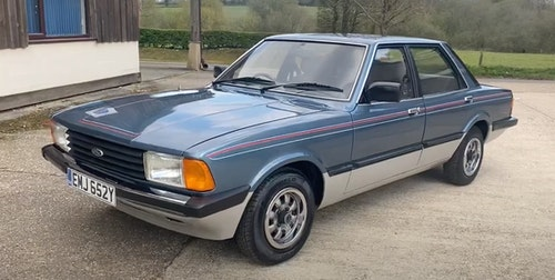 Picture of 1982 Outstanding Show Quality Ford Cortina MK5 Crusader 1.6 Auto For Sale