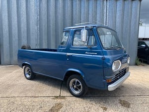 1967 CALIFORNIA IMPORT LOVELY RUST FREE SOLID '67 ECONOLINE For Sale (picture 1 of 12)