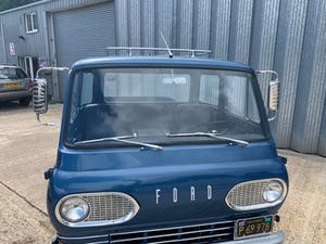 1967 CALIFORNIA IMPORT LOVELY RUST FREE SOLID '67 ECONOLINE For Sale (picture 6 of 12)