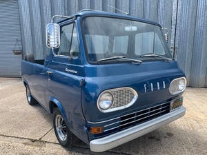 1967 CALIFORNIA IMPORT LOVELY RUST FREE SOLID '67 ECONOLINE For Sale (picture 8 of 12)