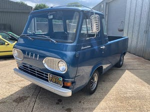 1967 CALIFORNIA IMPORT LOVELY RUST FREE SOLID '67 ECONOLINE For Sale (picture 9 of 12)