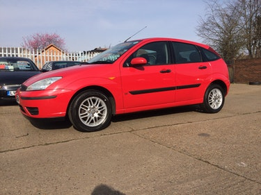 Picture of 2003 ** ONLY 17,000 MILES+ 1 OWNER ** Focus  For Sale