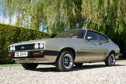 Picture of 1979 Ford Capri 3.0 S Professionally Restored by marque experts For Sale
