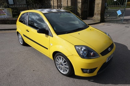Picture of 2007 Ford fiesta zetec s 30th anniversay limited edtion For Sale