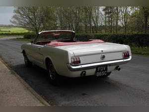 1964 Ford Mustang Convertible - 260ci V8 - Over 30k Spent For Sale (picture 4 of 19)