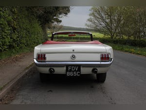 1964 Ford Mustang Convertible - 260ci V8 - Over 30k Spent For Sale (picture 5 of 19)
