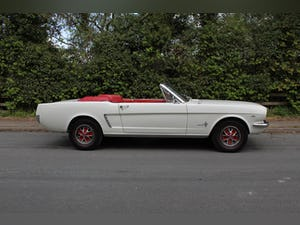 1964 Ford Mustang Convertible - 260ci V8 - Over 30k Spent For Sale (picture 7 of 19)