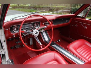 1964 Ford Mustang Convertible - 260ci V8 - Over 30k Spent For Sale (picture 8 of 19)