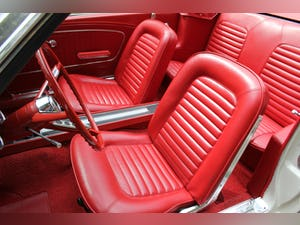 1964 Ford Mustang Convertible - 260ci V8 - Over 30k Spent For Sale (picture 10 of 19)
