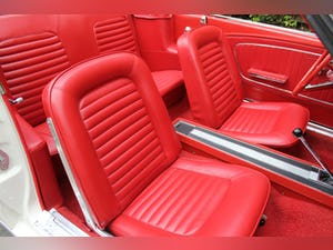 1964 Ford Mustang Convertible - 260ci V8 - Over 30k Spent For Sale (picture 13 of 19)