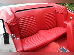 1964 Ford Mustang Convertible - 260ci V8 - Over 30k Spent For Sale (picture 14 of 19)