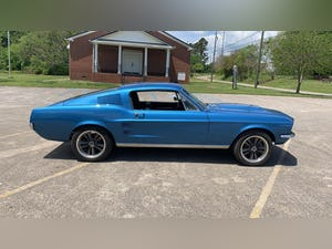 1967 Mustang Fastback For Sale (picture 5 of 25)