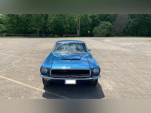 1967 Mustang Fastback For Sale (picture 6 of 25)