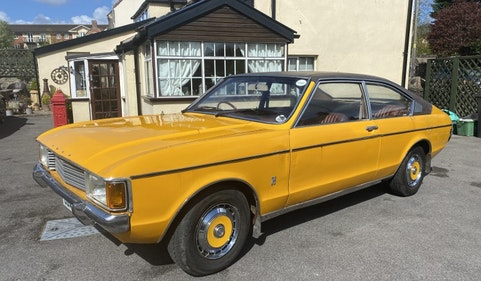 Picture of 1976 Ford Granada 3l Coupe For Sale by Auction May 23rd 2021 For Sale by Auction