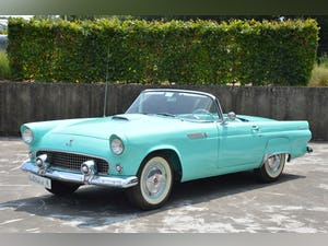 1956 Ford Thunderbird For Sale (picture 1 of 9)