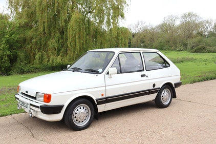 Picture of 1988 Ford Fiesta 1.4 L 3 Dr For Sale