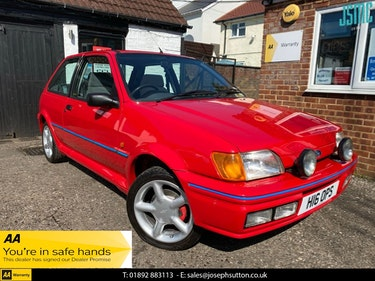 Picture of 1991 FORD FIESTA HATCHBACK XR2 I For Sale