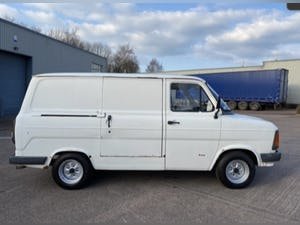 1985 MkII Ford Transit For Sale (picture 1 of 5)