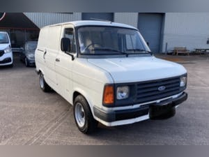 1985 MkII Ford Transit For Sale (picture 3 of 5)