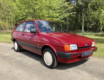 Picture of 1988 Ford Fiesta 1.1L Mk2 42k miles from new! A fantastic classic For Sale