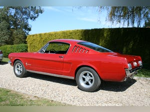 1966 66 Ford Mustang GT Fastback Wanted (picture 2 of 30)