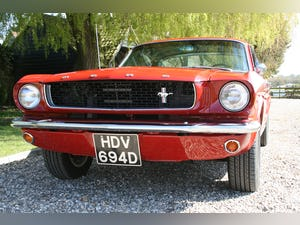 1966 66 Ford Mustang GT Fastback Wanted (picture 5 of 30)