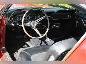 1966 66 Ford Mustang GT Fastback Wanted (picture 13 of 30)