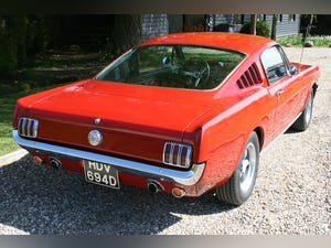 1966 66 Ford Mustang GT Fastback Wanted (picture 16 of 30)