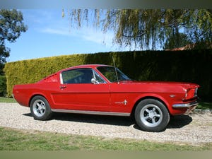 1966 66 Ford Mustang GT Fastback Wanted (picture 20 of 30)