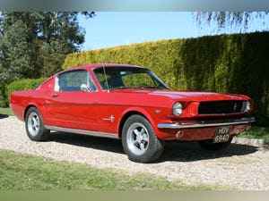 1966 66 Ford Mustang GT Fastback Wanted (picture 24 of 30)