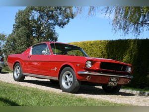 1966 66 Ford Mustang GT Fastback Wanted (picture 25 of 30)