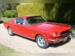 1966 66 Ford Mustang GT Fastback Wanted (picture 26 of 30)
