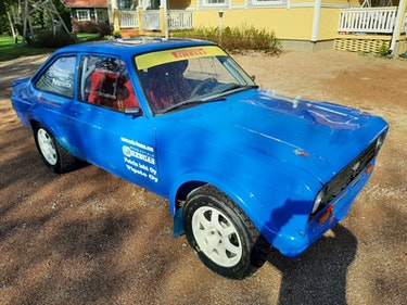 Picture of 1978 Ford Escort 2.2 Rally Car For Sale