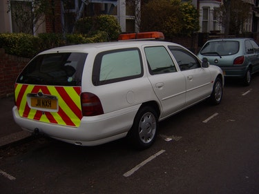 Picture of 1997 mk2 ford mondeo low miles x-police. For Sale