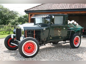 1929 Ford Model A Pickup Hot Rod.A Fortunes Worth of Spares For Sale (picture 1 of 39)