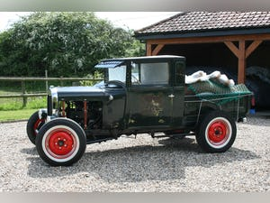 1929 Ford Model A Pickup Hot Rod.A Fortunes Worth of Spares For Sale (picture 2 of 39)