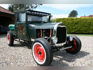 1929 Ford Model A Pickup Hot Rod.A Fortunes Worth of Spares For Sale (picture 10 of 39)