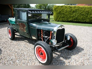 1929 Ford Model A Pickup Hot Rod.A Fortunes Worth of Spares For Sale (picture 11 of 39)