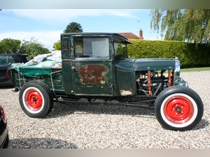 1929 Ford Model A Pickup Hot Rod.A Fortunes Worth of Spares For Sale (picture 12 of 39)