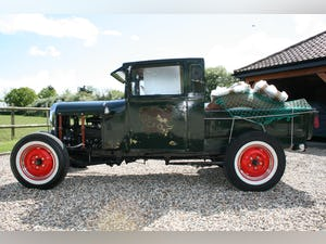 1929 Ford Model A Pickup Hot Rod.A Fortunes Worth of Spares For Sale (picture 26 of 39)