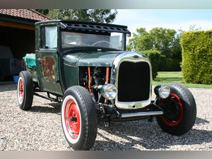 1929 Ford Model A Pickup Hot Rod.A Fortunes Worth of Spares For Sale (picture 27 of 39)