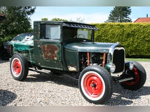 1929 Ford Model A Pickup Hot Rod.A Fortunes Worth of Spares For Sale (picture 28 of 39)