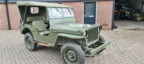 Picture of 1945 Ford GPW, Ford Jeep, Willys jeep, For Sale