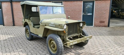 Picture of 1942 Ford GPW, Ford Jeep, Willys jeep, For Sale