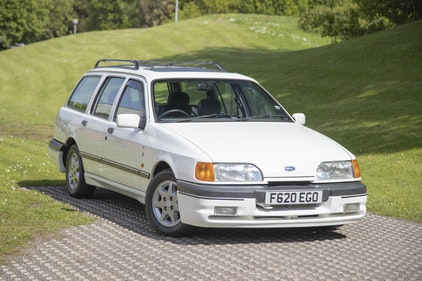 Picture of 1988 Ford Sierra 2.8i Ghia 4x4 Estate - Auction July 6th For Sale by Auction