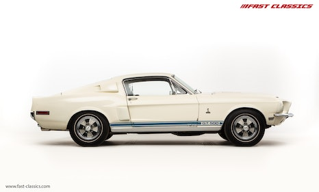Picture of 1968 FORD SHELBY MUSTANG GT500 // FAMOUS BARN FIND For Sale