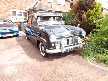 Picture of 1956 mk1 ford consul  great condition For Sale