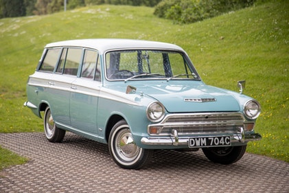Picture of 1965 Ford Cortina 1500 Deluxe Estate For Sale